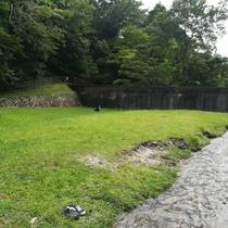 京都郊外のプライベート庭園